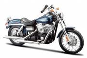 Мотоцикл Maisto Harley-Davidson FXDBI Dyna Street Bob 2006 (32325) 1:12