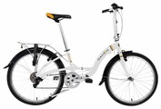 Городской велосипед Dahon Briza D8 (2017)