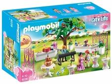 Набор с элементами конструктора Playmobil City Life 9228 Свадьба