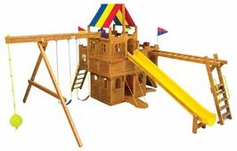 Домик Rainbow Play Systems The Kingdom Design II RYB