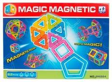 Магнитный конструктор Игруша Magic Magnetic i-JH6884