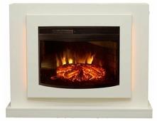 Электрический камин RealFlame Lucca 25 WT + FireField 25 S IR