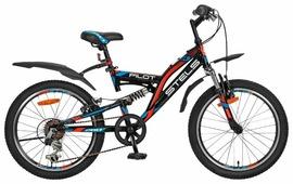 Подростковый горный (MTB) велосипед STELS Pilot 260 20 V020 (2018)