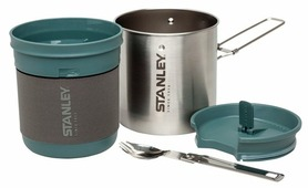 Термос для еды STANLEY Mountain Compact Cook Set (0,7 л)