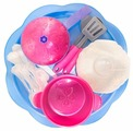 Набор посуды Нордпласт Волшебная хозяюшка 616