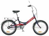 Городской велосипед STELS Pilot 430 20 V010 (2018)