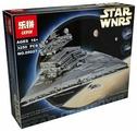 Конструктор Lepin Star Wnrs 05027 Имперский Звездный Разрушитель