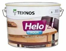 Лак TEKNOS Helo Aqua 20 (9 л)
