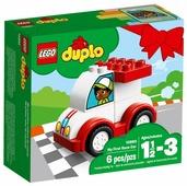 Конструктор LEGO Duplo 10860 Мой первый гоночный автомобиль