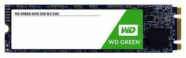 Твердотельный накопитель Western Digital WD GREEN PC SSD 240 GB (WDS240G2G0B)