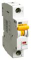 Автоматический выключатель IEK ВА 47-60 1P (D) 6kA