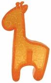 Игрушка для собак KONG Squeezz ZOO Жираф малый (PV13E)
