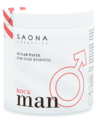 Паста для шугаринга Saona Cosmetics Man Line Rock