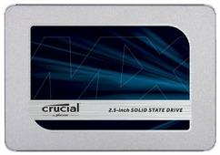 Твердотельный накопитель Crucial CT2000MX500SSD1