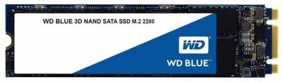 Твердотельный накопитель Western Digital WD BLUE 3D NAND SATA SSD 250 GB (WDS250G2B0B)