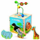 Сортер Мир деревянных игрушек Сафари