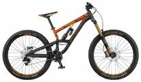 Горный (MTB) велосипед Scott Voltage FR 710 (2017)