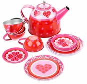 Набор посуды Alex Heart Tin Tea Set 704H