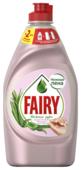 Fairy Средство для мытья посуды Розовый жасмин и алоэ вера