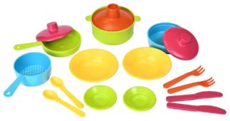 Набор посуды Росигрушка Щи да каша 9422