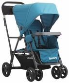 Прогулочная коляска Joovy Caboose Ultralight Graphite