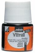 Краски Pebeo Vitrail Оранжевый 050016 1 цв. (45 мл.)