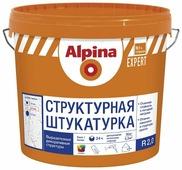 Декоративное покрытие Alpina Expert Структурная R 20, 16 кг