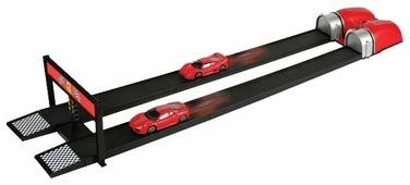 Трек Bburago Go Gears Ferrari (2 машинки)
