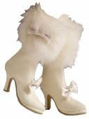 Tonner Ботинки A Cold Walk Boots для кукол Evangeline, Parnilla