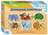 Набор пазлов Step puzzle Baby Step Домашние любимцы (70109)