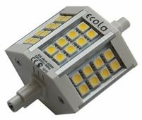 Лампа галогенная Ecola J7SV90ELC, R7s, F78, 9Вт