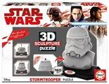 3D-пазл Educa 3D Sculpture Star Wars Штурмовик (16969), 160 дет.