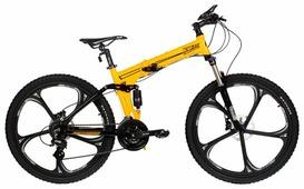 Горный (MTB) велосипед NovaBike Warrior V.1