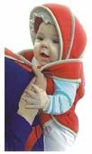 Рюкзак-переноска Little People Joy