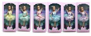 Кукла Shantou Gepai Балерина 29 см DH2092