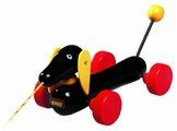 Каталка-игрушка Brio Dachshund (30332)
