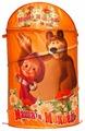 Корзина Играем вместе Маша и Медведь 43х60 см (XDP-1792-R)