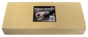 Пластилин ГАММА Студия твердый телесный 1000 г (2.80.Е100.001)