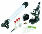 Телескоп + микроскоп Edu Toys TM802