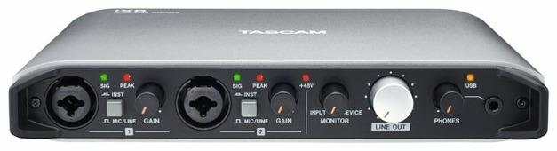 Внешняя звуковая карта Tascam iXR