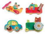 Развивающая игрушка DJECO Прикрути колесо