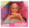 Кукла Defa Lucy Модель для причесок 20957