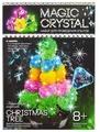 Набор для исследований Danko Toys Magic Crystal Нерукотворное искусство № 2 Christmas Tree