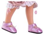 Paola Reina Туфли с застежкой-липучкой для кукол 32 см 64445