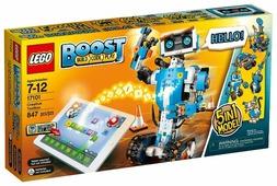 Электронный конструктор LEGO Boost 17101 Инструменты для творчества