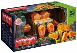 Магнитный конструктор Magformers Dino 716001 Динозавр Тего