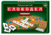 Настольная игра Десятое королевство Словодел Компакт 01357