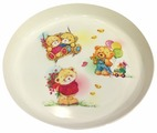 Тарелка Little Angel Bears (LA4114-НК)