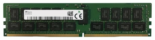 Оперативная память 16 ГБ 1 шт. Hynix DDR4 2666 Registered ECC DIMM 16Gb
