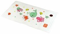 Коврик для ванны HAPPY BABY Sea Life Green (34010)